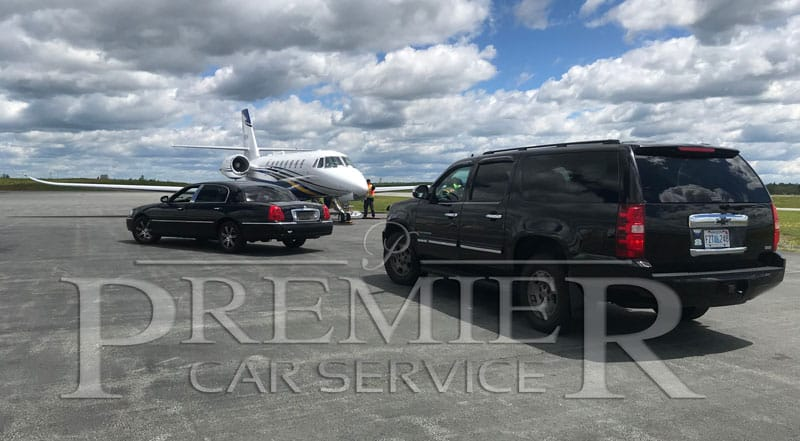 Premier Car Service FBO Airport Transportation