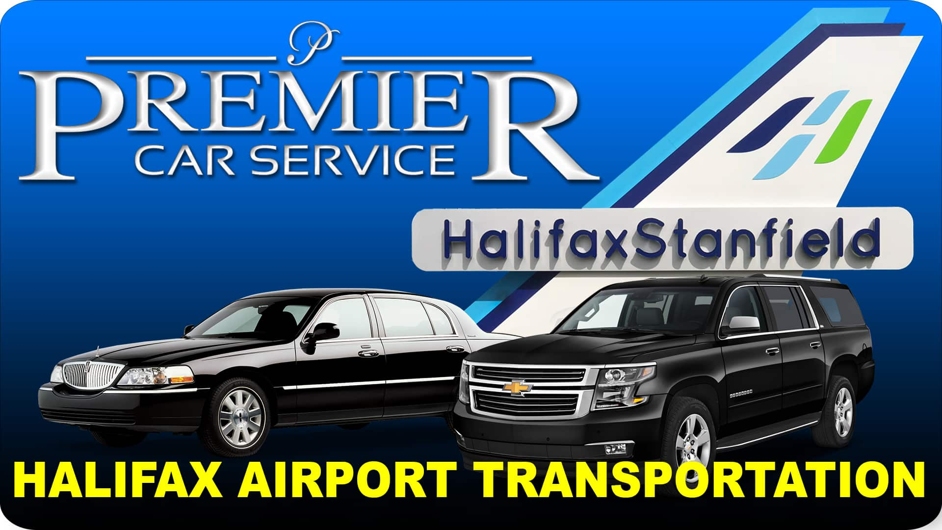 Halifax Airport Taxi Limo Transportation