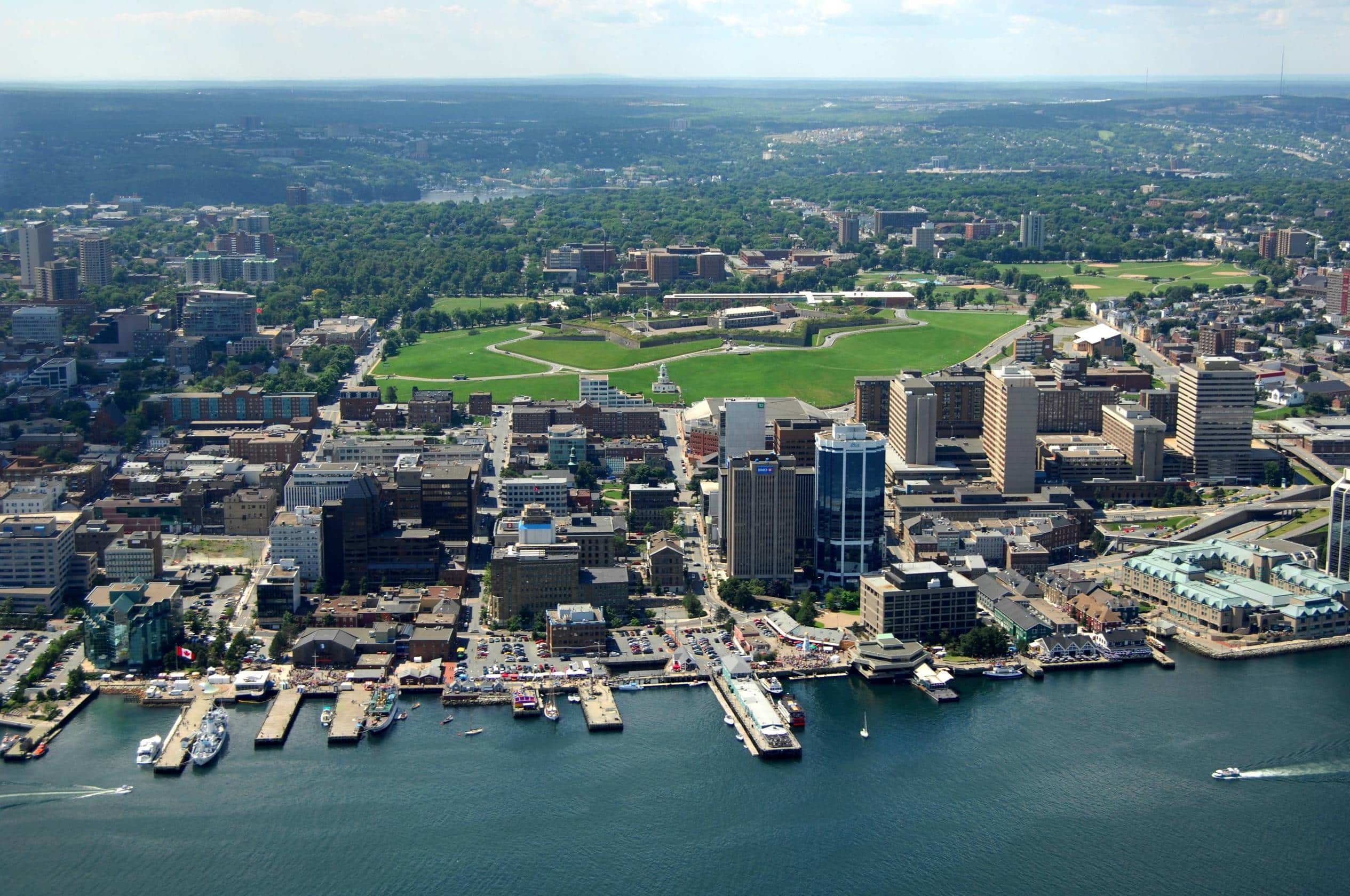 Halifax City