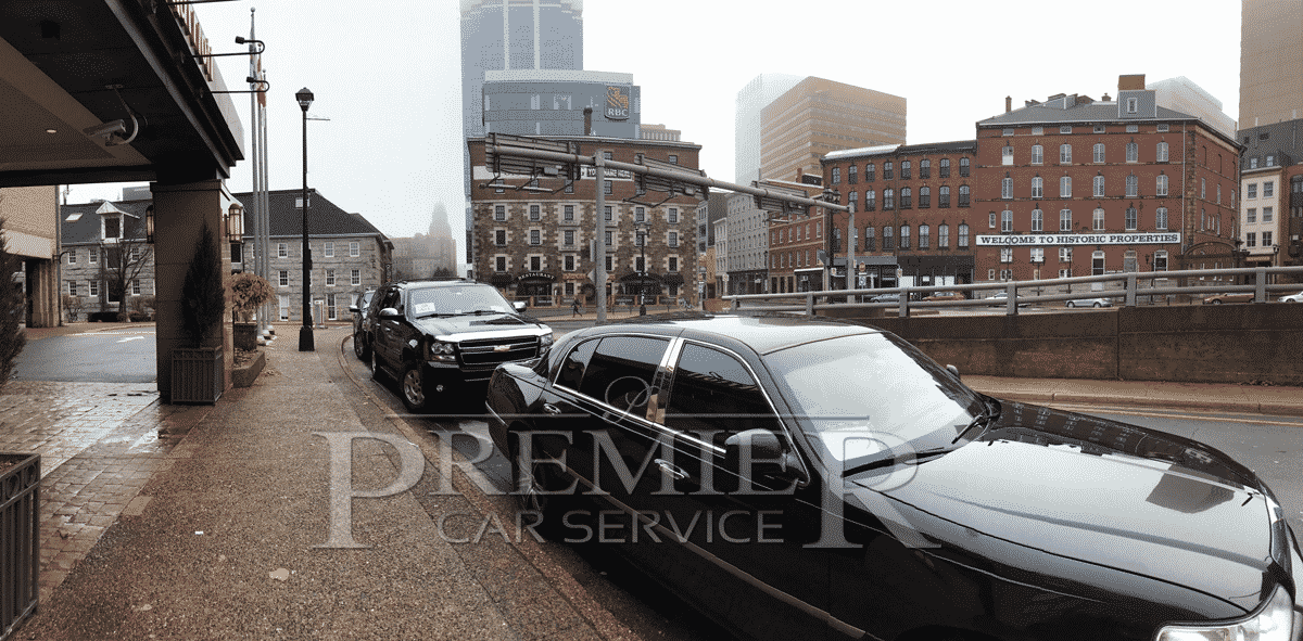 Premier Car Service Vehicles Halifax Marriott