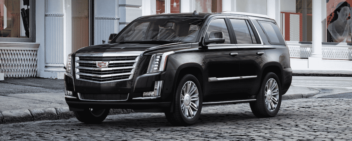 Yarmouth to Halifax Airport Cadillac Escalade