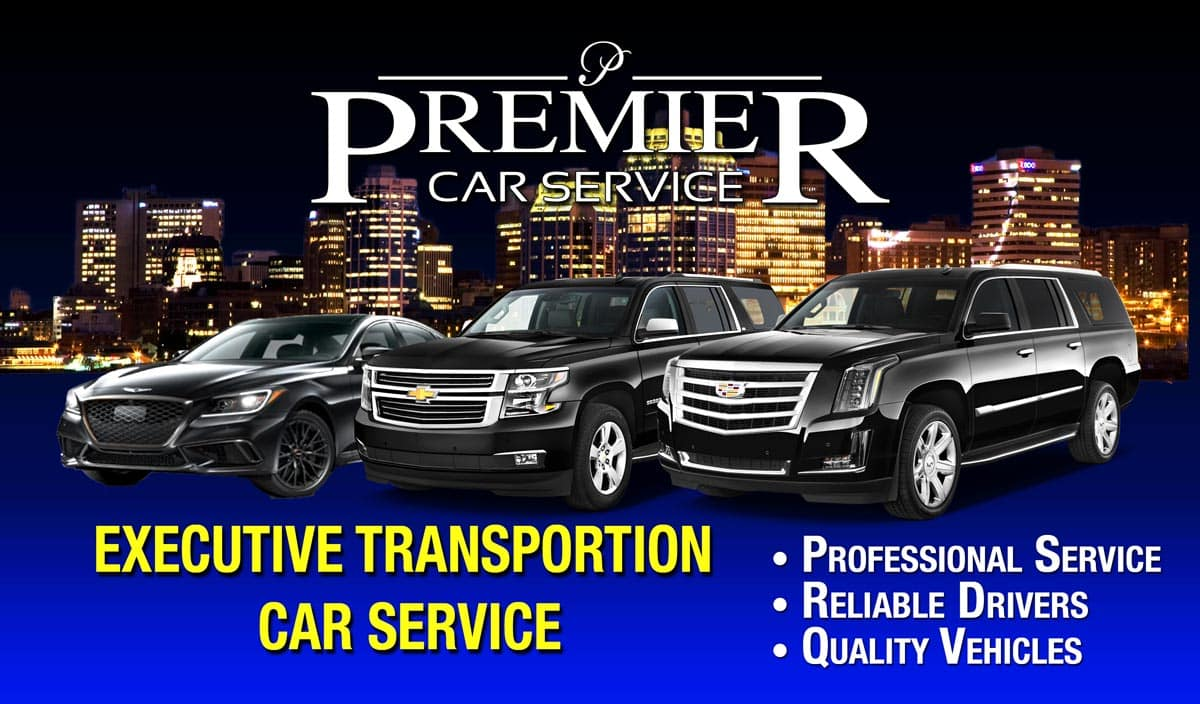 Halifax Executive Black Car Service Transportation