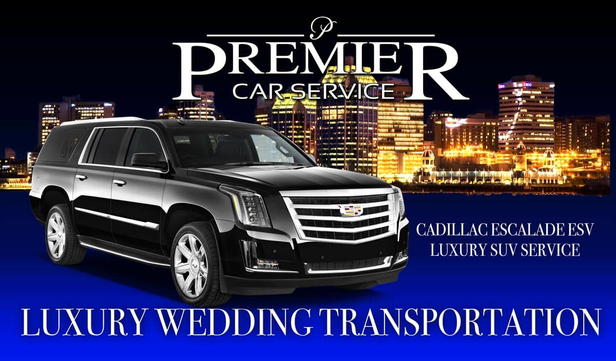 Halifax Wedding Limo